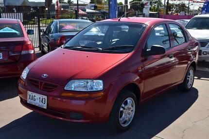 2003 Daewoo Kalos Sedan-MASSIVE CLEARANCE SALE! Enfield Port Adelaide Area Preview