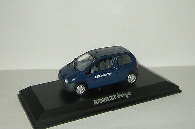 SALE 1:43 Norev Renault Twingo Gendarmerie Police 1998 517405
