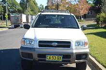 1999 Nissan Pathfinder LONG REGO,4X4,AUTO,AIR,STEER,IMMACULATE Mays Hill Parramatta Area Preview