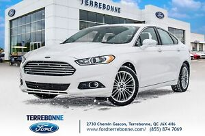 2014 Ford Fusion SE CUIR TOIT NAVIGATION AWD