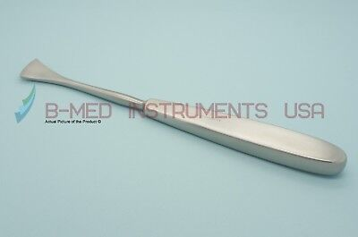 Or Grade Langenbeck Periosteal Elevator 7 12 Sharp Blade Orthopedic Instrument