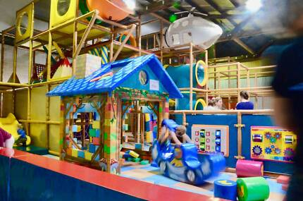 Daylesford Play Cafe for sale