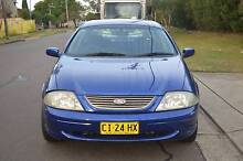 2002 Ford Falcon SR AUIII AUTO,AIR,STEER,REGO,MANY MORE CHEAP Pendle Hill Parramatta Area Preview