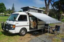 Luxury Pop-top Ford Econovan Campervan West Perth Perth City Preview