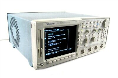 Tektronix Tds540a 4 Channel Digitizing Oscilloscope 500mhz 1gssoptions 1f 1m