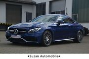 Mercedes-Benz C-Klasse Coupe C 63 S AMG *BURMES.*HEA.UP*DIST.*