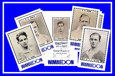 WIMBLEDON - RETRO 1920's STYLE - NEW COLLECTORS POSTCARD SET