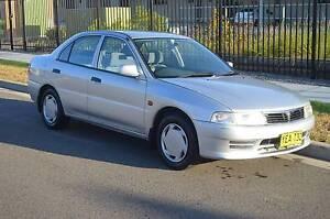2002 Mitsubishi Lancer Sedan AUTO, REGO,AIR,STEER, CHEAP CHEAP Pendle Hill Parramatta Area Preview