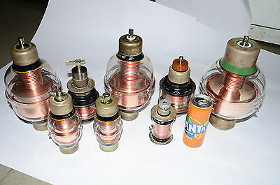 Vacuum Variable Capacitor