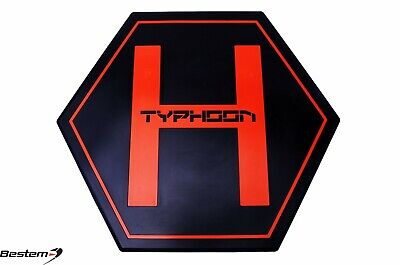 Yuneec Typhoon H Hexacopter Drone Arrival Mat / Helipad