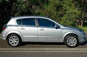 2009 Holden Astra CDX low km and well looked after Artarmon Willoughby Area Preview