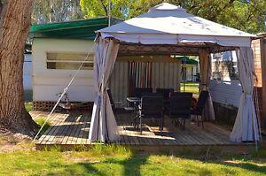 Caravan On-site at Cohuna Waterfront Caravan Park Murray/Echuca Geelong Geelong City Preview