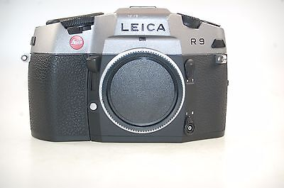 Leica R9 35mm Spiegelreflexkamera nur Gehäuse