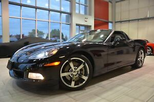 2009 Chevrolet Corvette (C6) 2LT With Only 18.385 Kms!