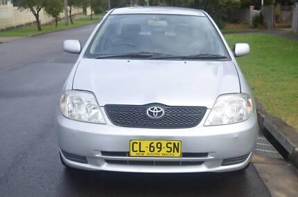 2002 Toyota Corolla CONQUEST AUTO,AIR,STEER,REGO CHEAP CHEAP