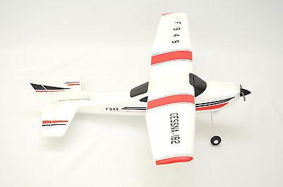 RC Flugzeug Cessna WL Toys F949 2,4Ghz 3-Kanal Flieger Modellflugzeug