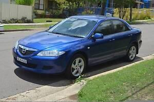 2004 Mazda 6 MANUAL,AIR,STEER,REGO,CHEAP CHEAP Pendle Hill Parramatta Area Preview
