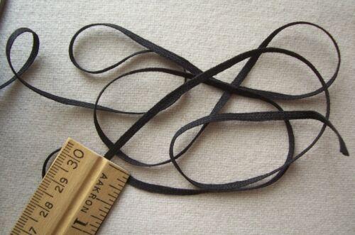 Vtg TINY MIDDY BRAID Doll Corset, Millinery, Ties, Drawstrings 100% Cotton