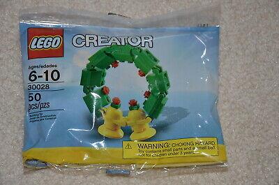 LEGO 30028 Creator Wreath Christmas  polybag  NEW