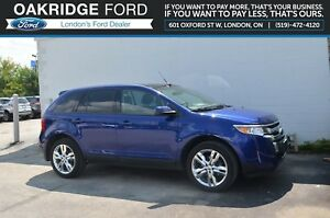 2014 Ford Edge 4DR SEL AWD- NAVIGATION- MOONROOF- LEATHER- HEATE
