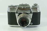 Vintage Slr Macchina Fotografica Voigtländer Bessamatic Cs Con Skopar 50mm F2.8 -  - ebay.it