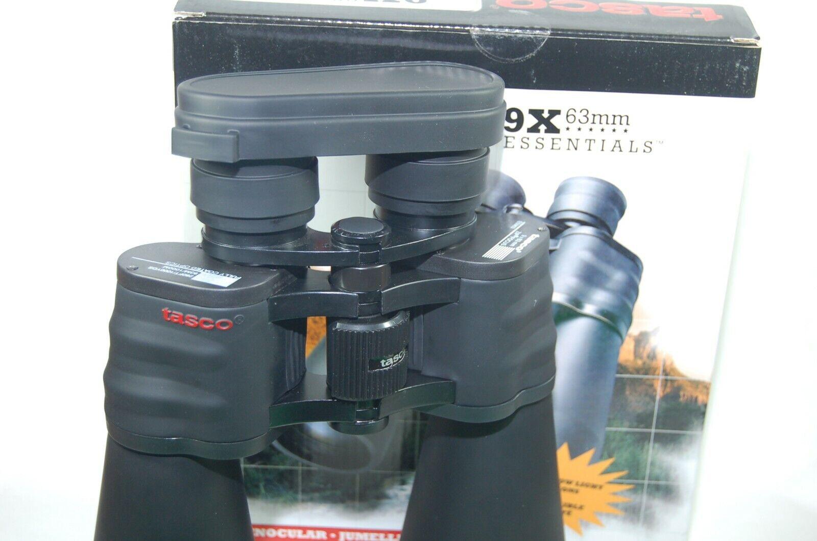 1540963 Bresser Fernglas Spezial Jagd 9x63 mit Tasche Trageriemen Schutzkappen