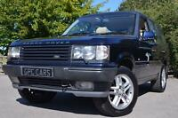 Land Rover Range Rover 4.0 V8 auto 2000 HSE P38 | 1 OWNER From NEW | Oxford Blue