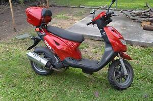 2005 VMOTO Monza scooter Coorparoo Brisbane South East Preview