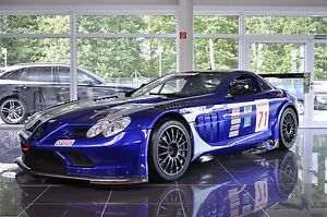 Mercedes-Benz SLR McLaren 722 GT Club Trophy 1 of 12 On Stock
