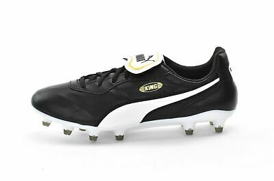 PUMA KING TOP FG MEN'S FIRM GROUND FOOTBALL BOOTS, 105607 01, SIZE UK 6, EU 39