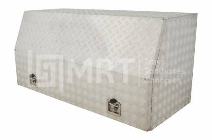 FULL OPENING ALUMINIUM TOOLBOX MRT18 – 1450mm x 650mm x 700mm