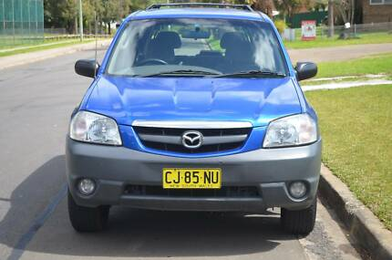 2003 Mazda Tribute 4X4 AUTO,AIR,STEER,REGO,CHEAP CHEAP
