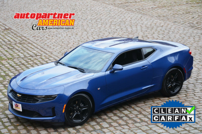 Chevrolet Camaro 1LT/LS Coupe 2.0l,NEUES MODELL2019,CARFAX