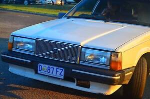 1989 Volvo 740 GLE 16valve Sedan 179000k Scottsdale Dorset Area Preview