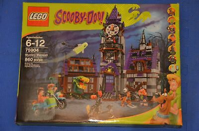 LEGO 75904 Scooby-Doo Mystery Mansion set NEW