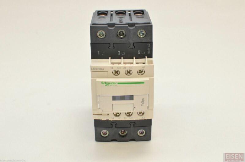 LC1D50AF7 110V magnetic contactor Schneider/Telemecanique/SQUARE D LC1D50 F7