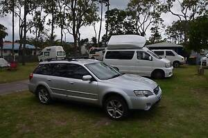 2004 Subaru Outback Wagon Naremburn Willoughby Area Preview