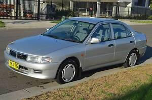 2002 Mitsubishi Lancer Sedan AUTO,LONG REGO,AIR,STEER,CHEAP CHEAP Pendle Hill Parramatta Area Preview