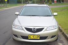 2003 Mazda 6 LUXURY AUTO, LONG REGO,LEATHER SEATS,SUNROOF Mays Hill Parramatta Area Preview