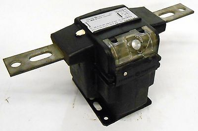 General Electric Current Transformer Type Jkm-2 Ratio 1005 Amp 752x40g9