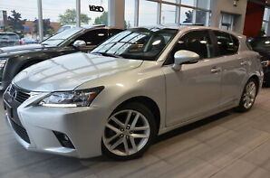 2014 Lexus CT 200h HYBRID *VOICE COMMAND * NAVIGATION * BACKUP CAMERA