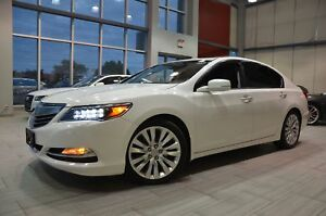 2015 Acura RLX Elite Package With Only 76.970 KMS!