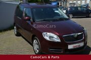 Skoda Roomster Style Plus Edition Klima PDC SHZ