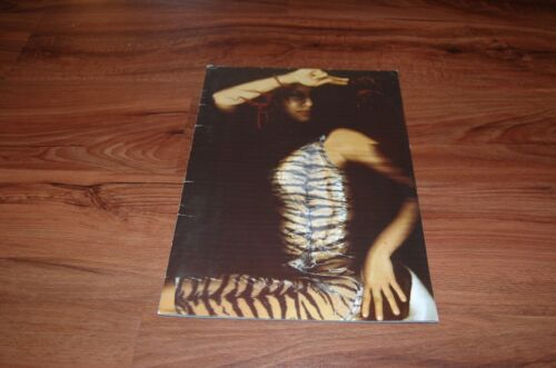 Tori Amos Plugged Tour Book Program From the Choirgirl Hotel 1998