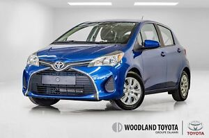 2016 Toyota Yaris LE / 36411 KM / AIR CLIMATISE / GROUPE ELECTRI