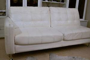 Modular Chaise with ottoman Macquarie Park Ryde Area Preview