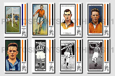 BLACKPOOL - CIGARETTE CARD HISTORY 1900-1939 - Collectable postcard set # 2