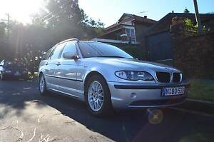 2003 BMW 318i Wagon M Touring Five Dock Canada Bay Area Preview