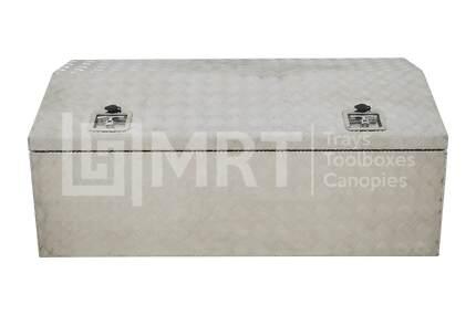 ALUMINIUM CHEST STYLE TOOLBOX MRT23– 1200mm x 600mm x 500mm