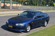 1999 Mitsubishi Lancer Coupe LOW KM  AUTO,AIR,STEER,REGO,CHEAP Pendle Hill Parramatta Area Preview